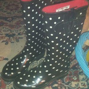 Rain Boots by Entrique